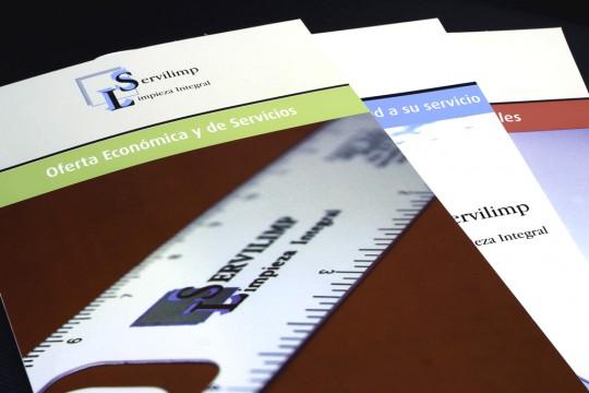Dossier servicios SERVILIMP